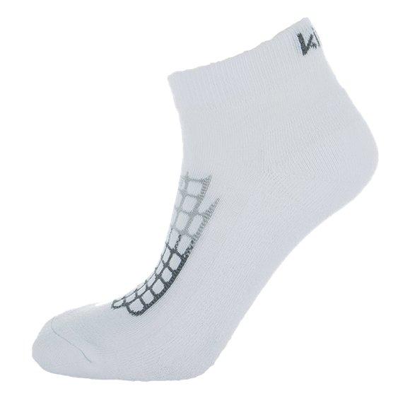 Dámské sportovní ponožky KILPI MIDDLAN-L BÍLÁ