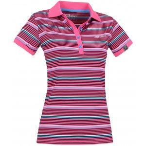 Dámské triko s límečkem ALTISPORT STORA ALMS14041 RŮŽOVÁ e9e03f7aa2