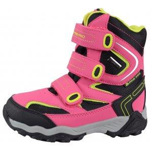 Dětské zimní boty ALPINE PRO DAIRO RŮŽOVÁ 4eff528b99