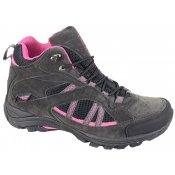 Dámská obuv outdoor LOAP TOGO TSL14167 ŠEDORŮŽOVÁ