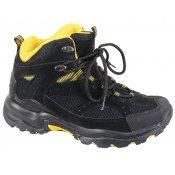 Pánské boty outdoor LOAP ROY TSM14168 ČERNOŽLUTÁ