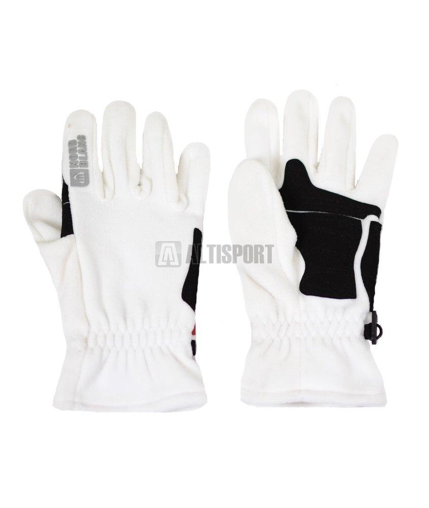 Zimní rukavice fleece NORDBLANC GOFU NBWG3348 BÍLÁ velikost  11 ... 08f8a8ca7d