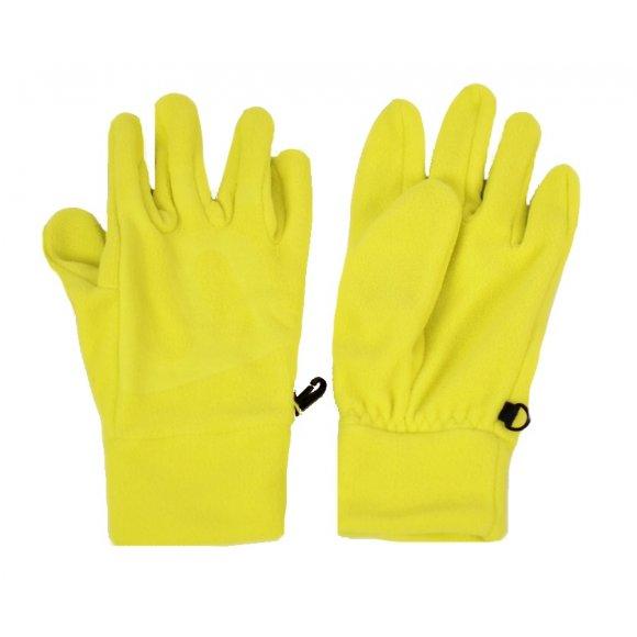 Zimní rukavice fleece UNI NORDBLANC GILDE NBWG3350 JEŘÁBKOVA ŽLUTÁ
