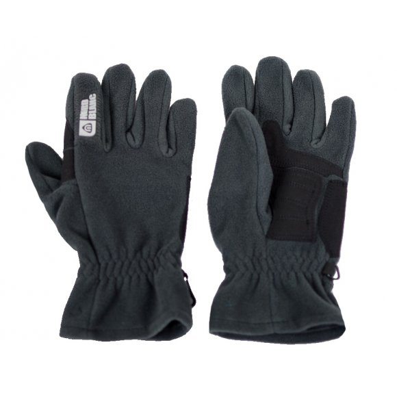 Zimní rukavice fleece NORDBLANC GOFU NBWG3348 GRAFIT