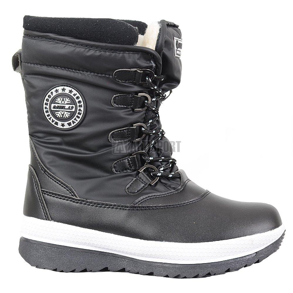 3278e5277 Dámské zimní boty NELL W14S025 ČERNÁ velikost: 37 ( 4 ) : ALTISPORT.cz
