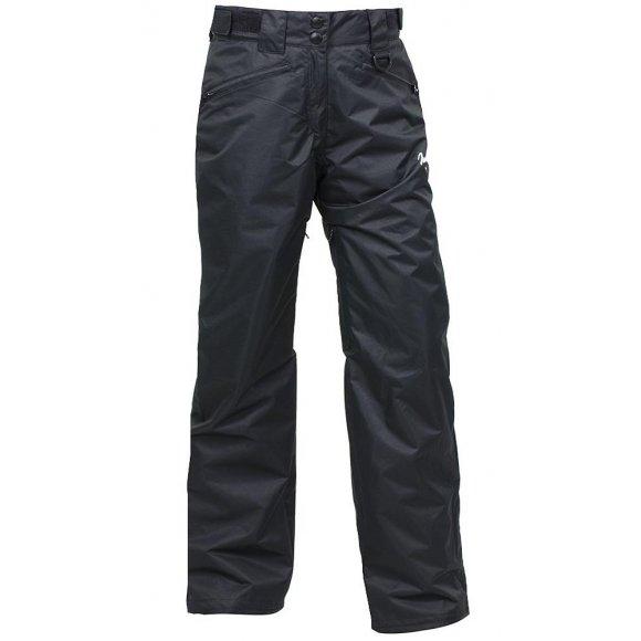 Dámské zimní kalhoty SNOW NORTHFINDER NO-4085SI ČERNÁ