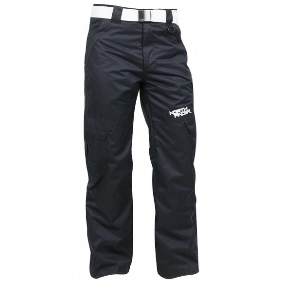 Pánské zimní kalhoty SNOW NORTHFINDER NO-30801SIII ČERNÁ